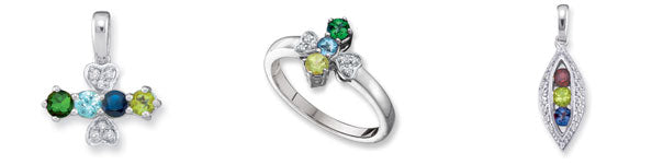 Peridot mothers jewelry