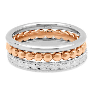 Plain Gold Wedding Bands