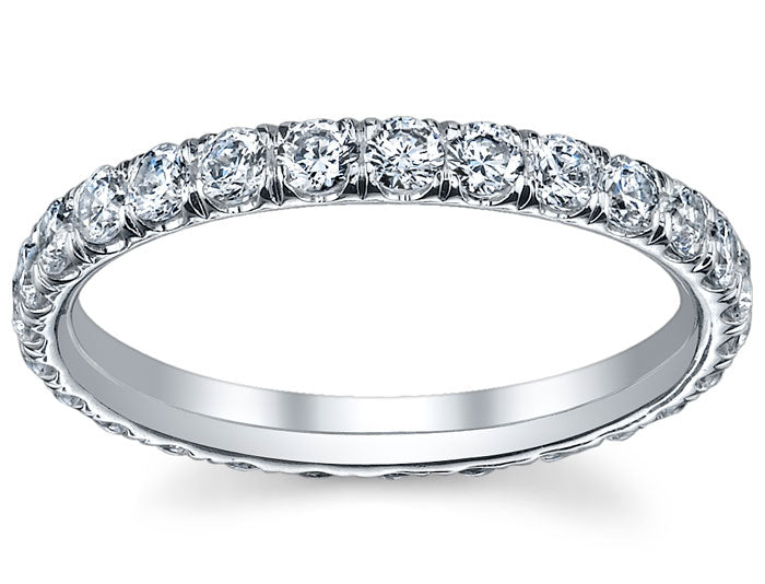 wedding bands for halo rings
