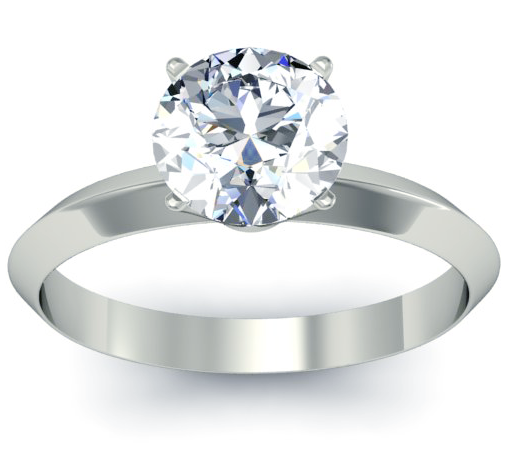 solitaire engagement ring settings