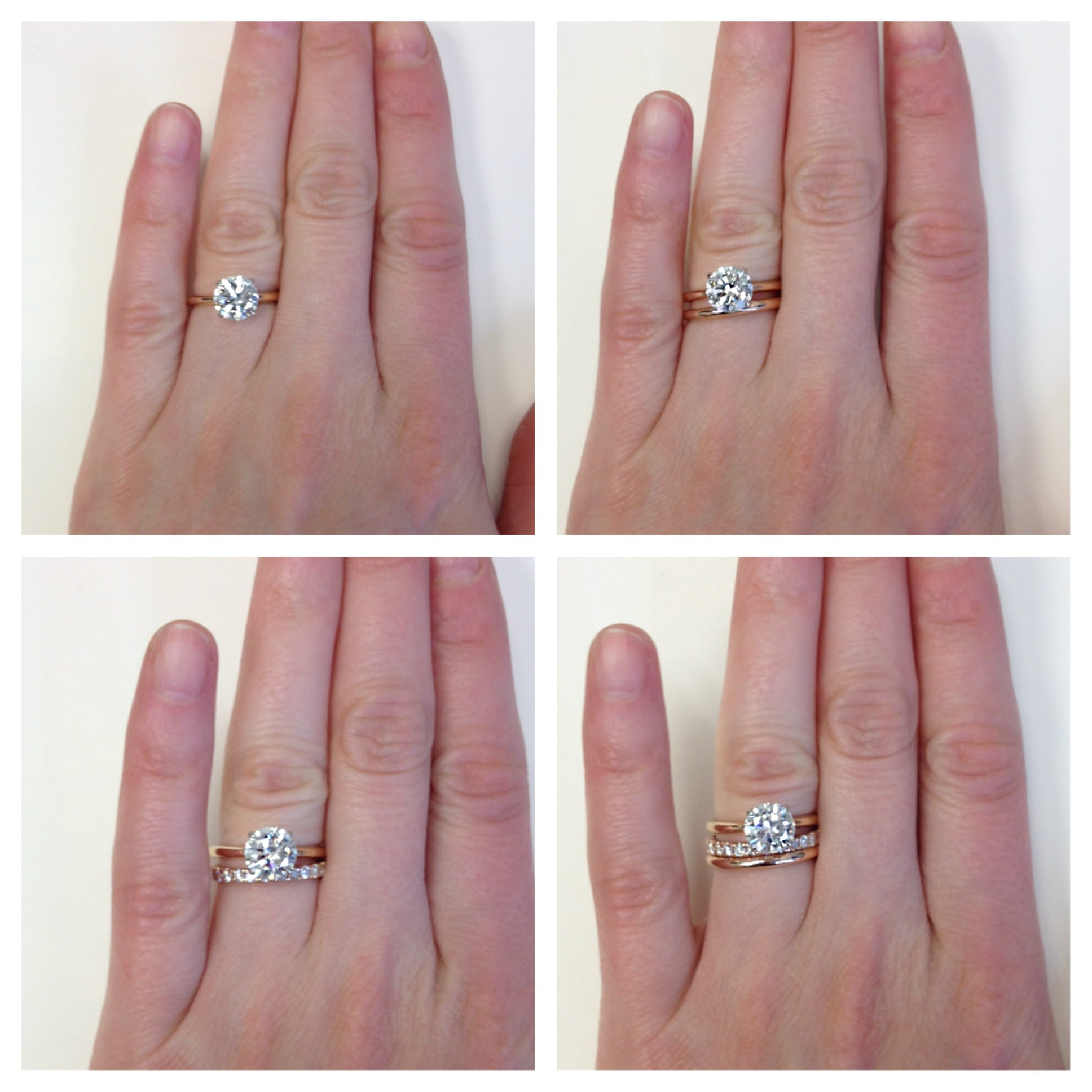 Types Of Ladies Wedding Rings How To Choose Your Signature Look
