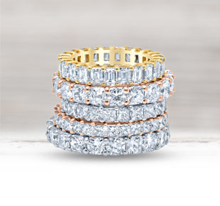 Diamond Eternity Women's Wedding Bands