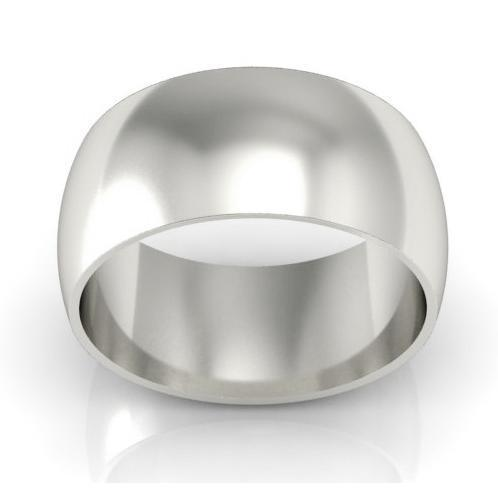 2mm Knife Edge Wedding Ring in 18k