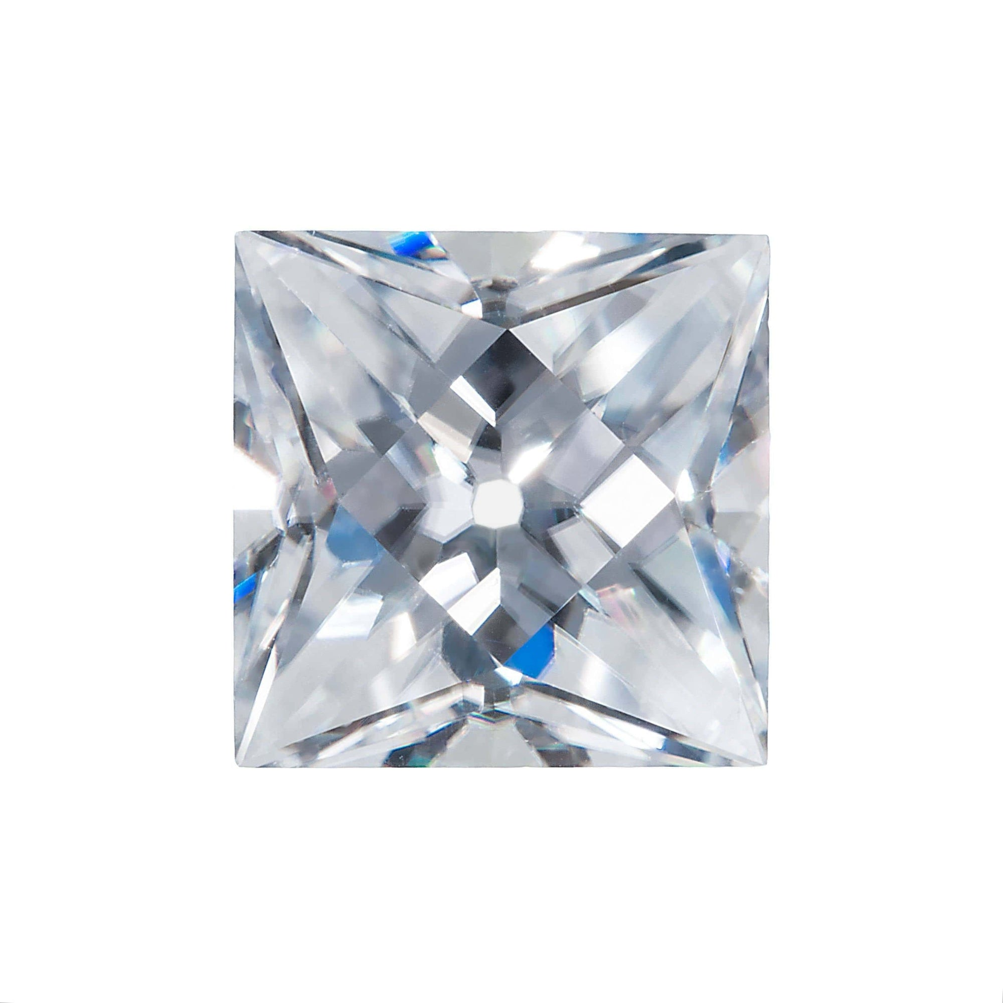 Harro Gem Princess Moissanite Loose Moissanite Harro Gem