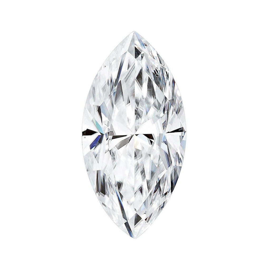 Marquise Cut Forever One Moissanite from Charles and Colvard Loose Moissanite Charles & Colvard