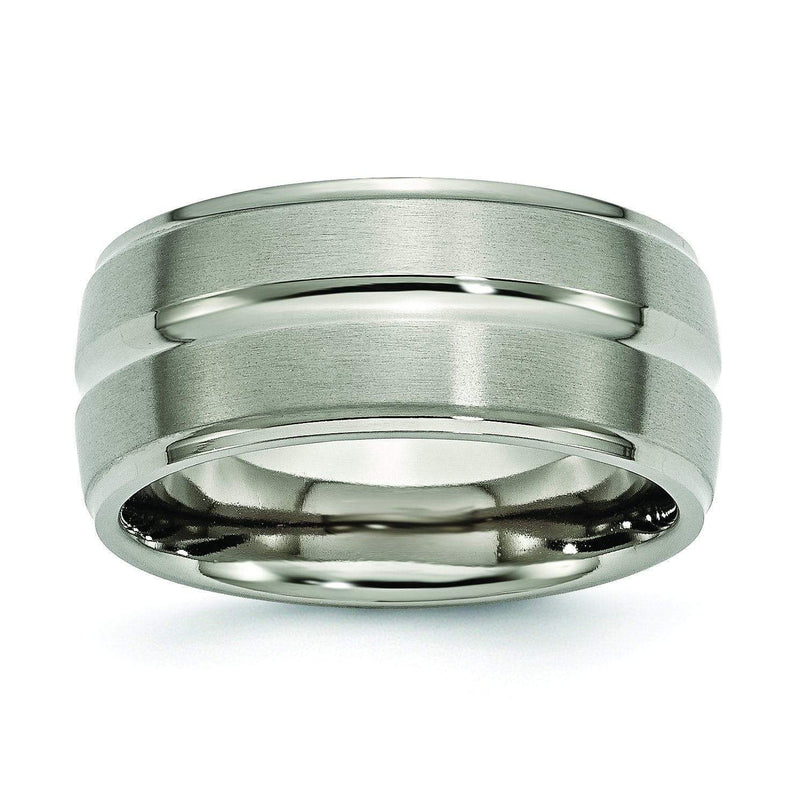 10mm Titanium Ring