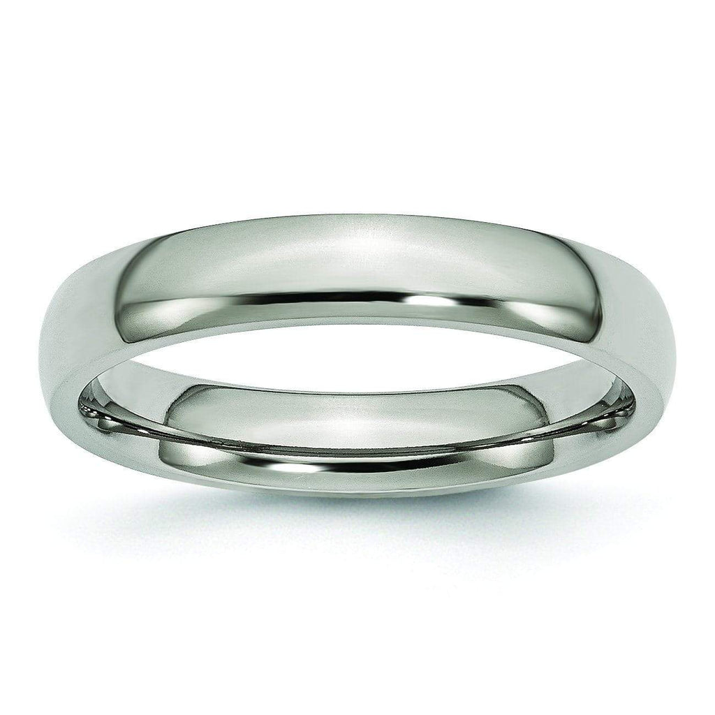 Thin Titanium Ring