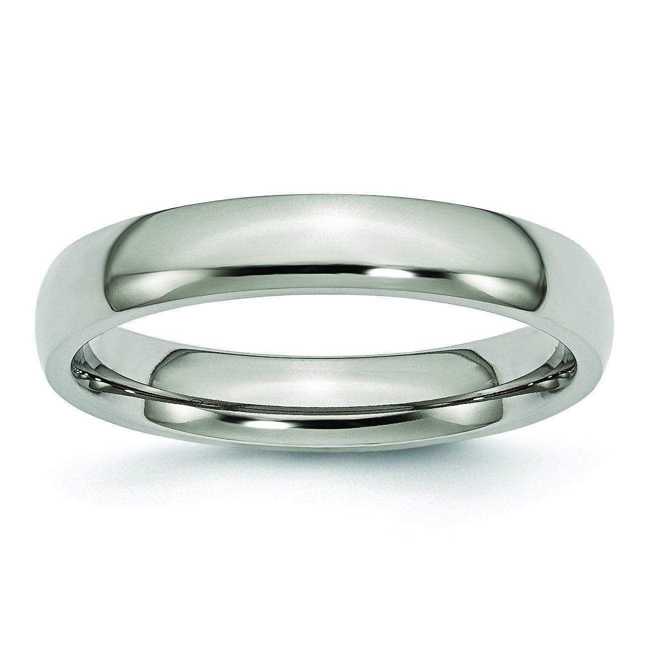 Thin Titanium Ring Titanium Wedding Rings deBebians