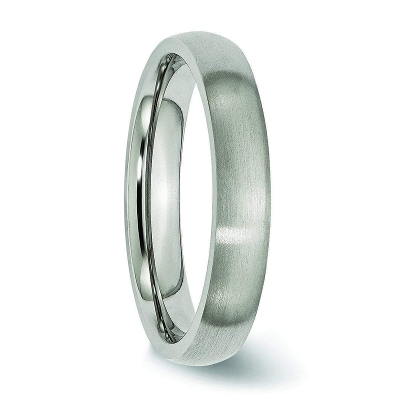 4mm Titanium Ring