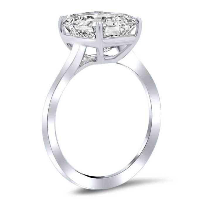 Classic Solitaire Engagement Ring Solitaire Engagement Rings deBebians