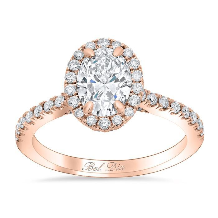 Diamond Art Deco Engagement Ring