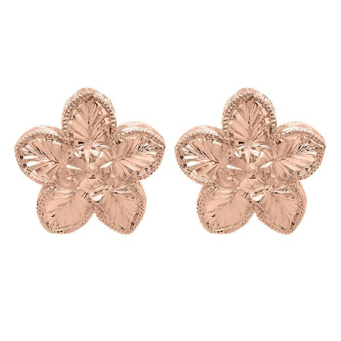 Gold Flower Earrings Gift Ideas Under $1000 deBebians