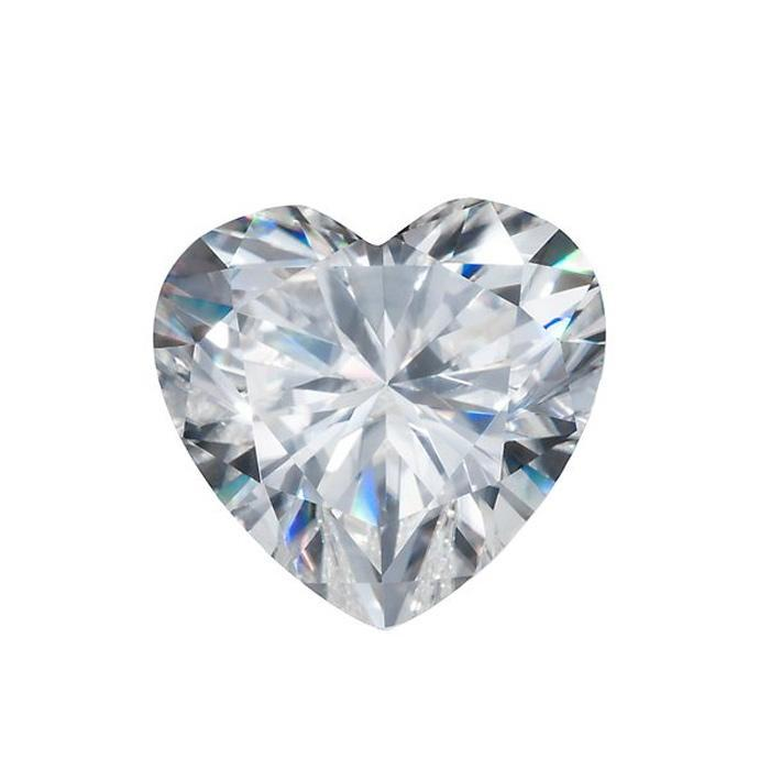Harro Gem Heart Shaped Moissanite Loose Moissanite Harro Gem