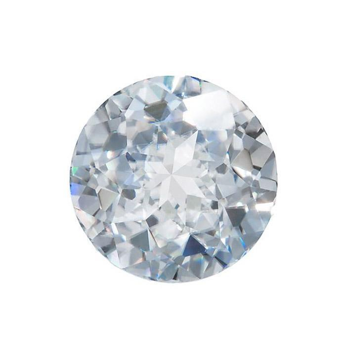 Harro Gem Jubilee Vintage Round Moissanite Loose Moissanite Harro Gem