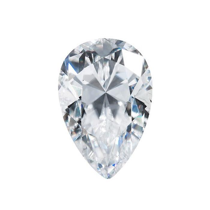 Harro Gem Pear Moissanite Loose Moissanite Harro Gem