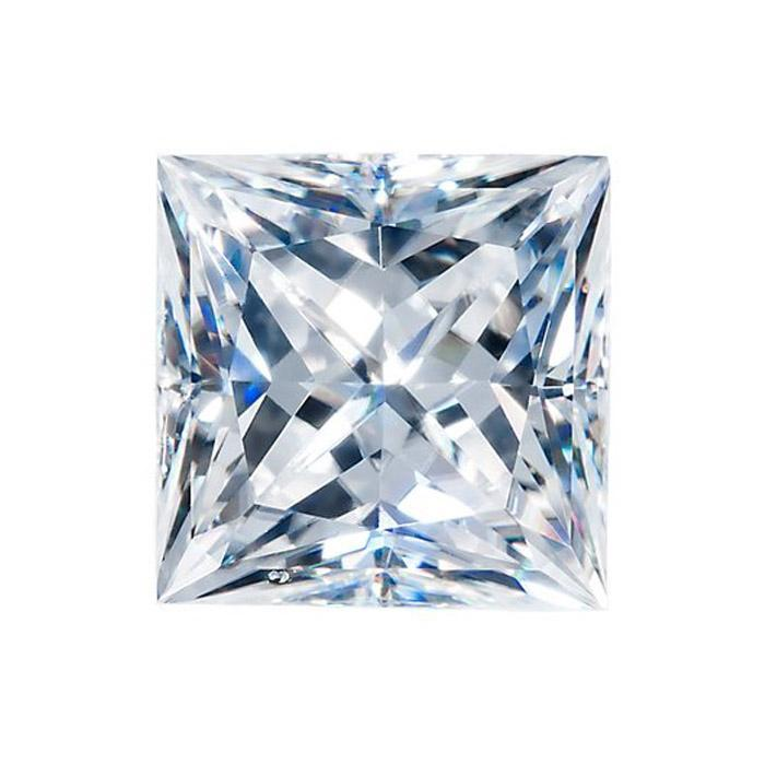 Harro Gem Custom Princess Moissanite