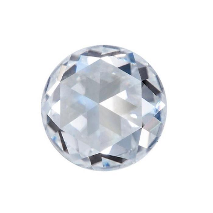 Harro Gem Single Rose Moissanite Loose Moissanite Harro Gem