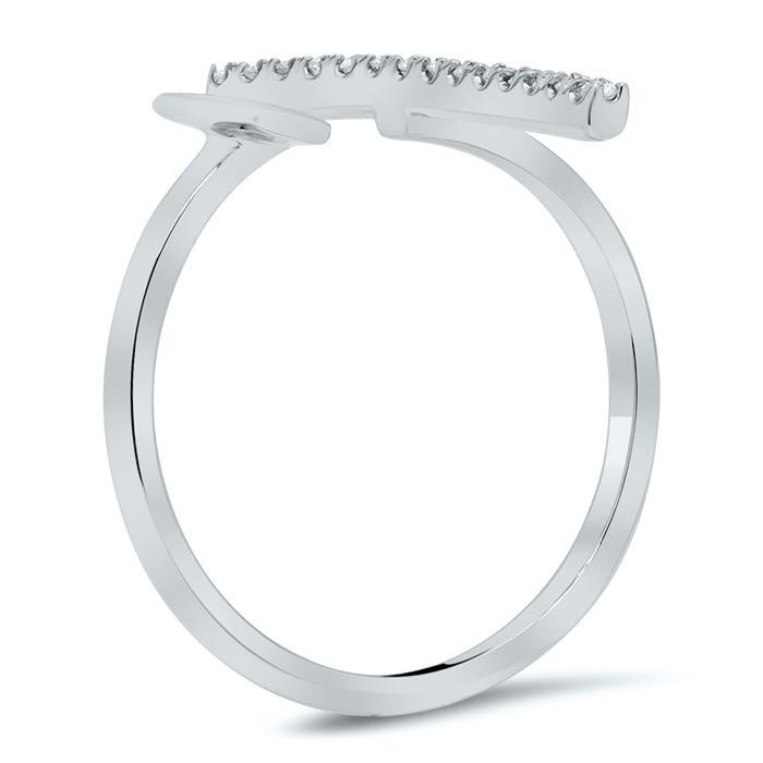 Open T-Bar Ring