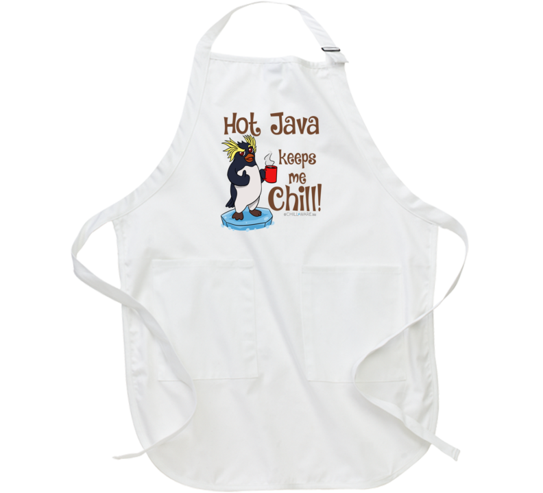 Hot Java Apron