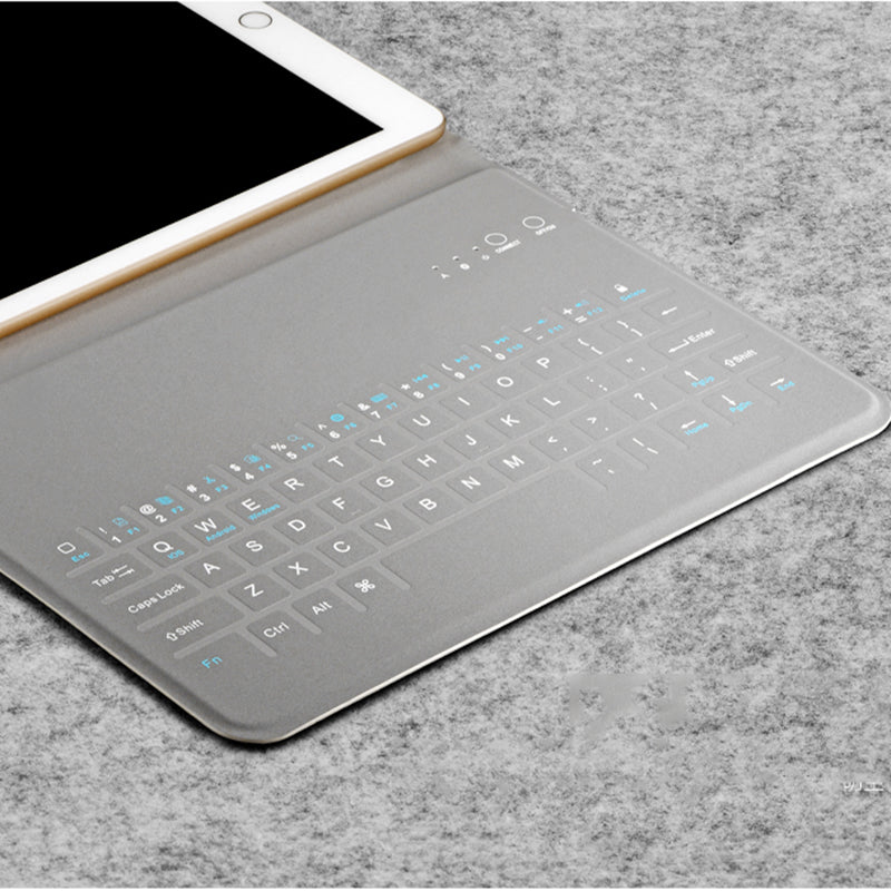 Bluetooth Keyboard, Stand and Case for iPad or PC Tablet