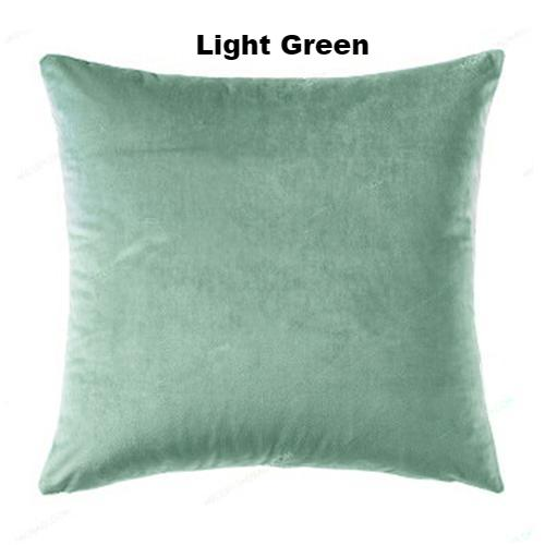 Fine Velvet Cushion Covers