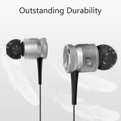 JAKCOM BLUETOOTH ALLOY EARBUDS with Noise Reduction, Magnetic Control