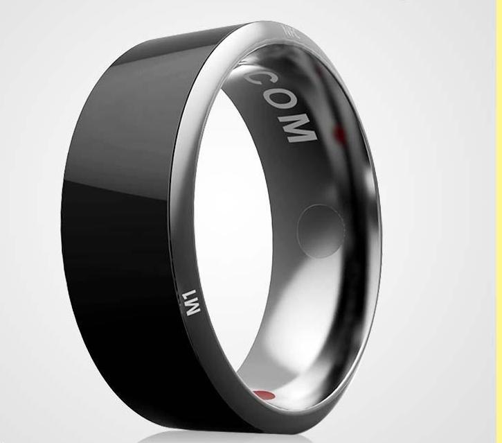 Jackcom R3 Smart Ring NFC Device For IOS, Android Phone