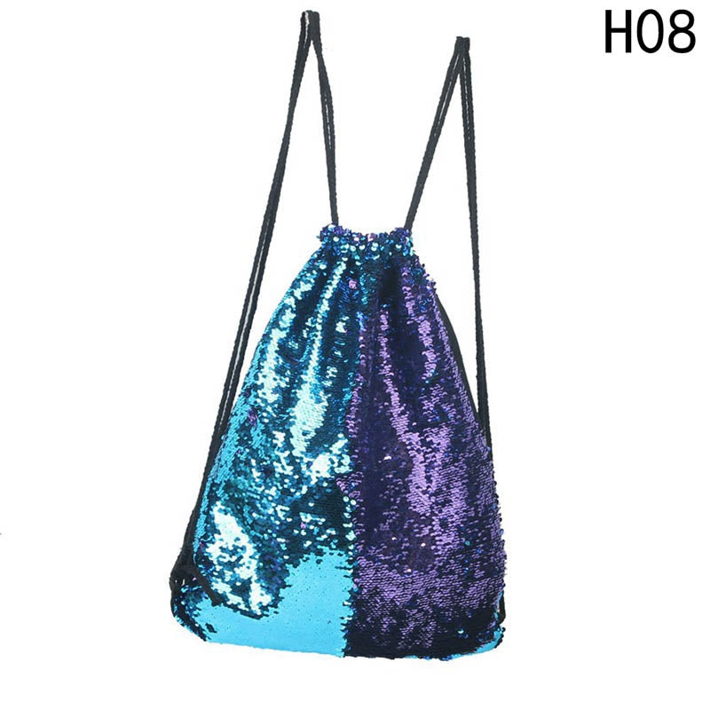 Magic Mermaid Women's Sequin Shoulder Bag