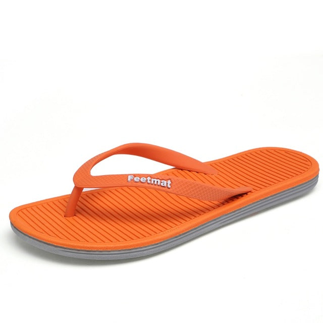 Women's Rubber Sole Beach Slippers