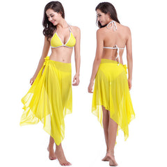 Women's Sheer Summer Beach Wrap