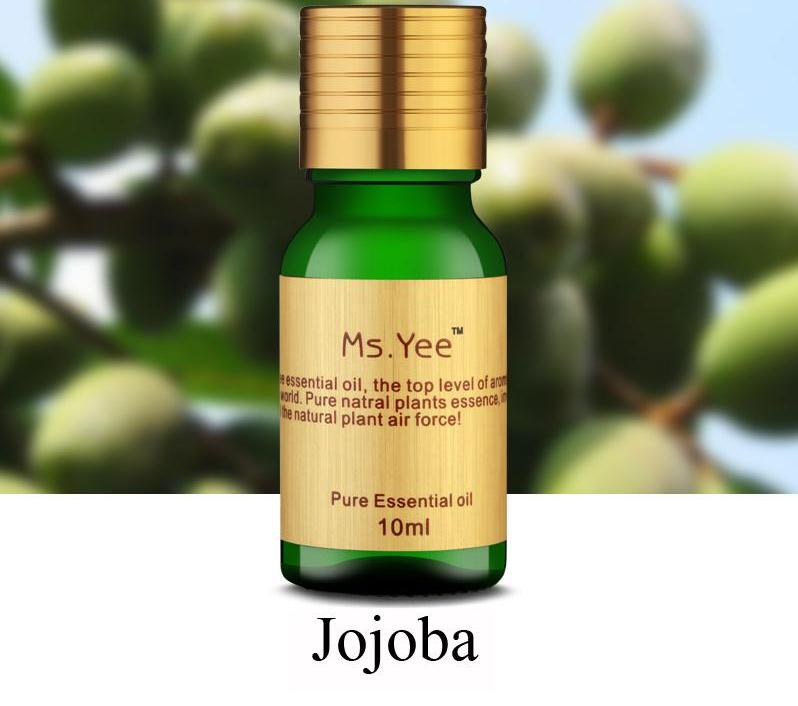 Pure Jojoba Oil for Sensitive Dry Skin
