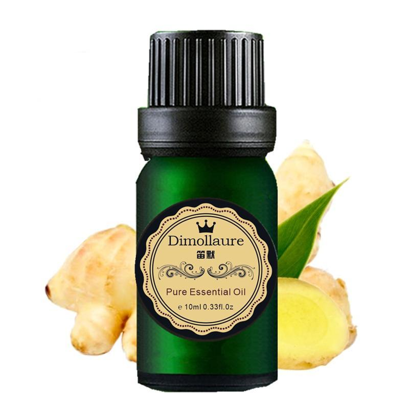 Fragrance Ginger Essential Oil Aromatherapy