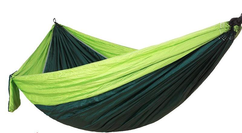 Lightweight, Single-Person High Strength Hammock