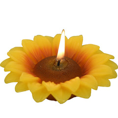 Lucky Flower Sunflower Candle Birthday Candle