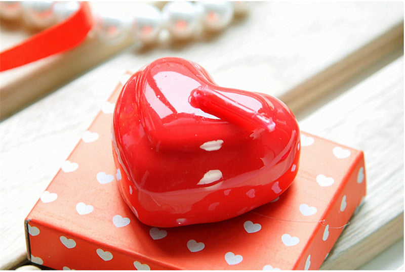 Gift Boxed Heart-Shaped Scented Candle