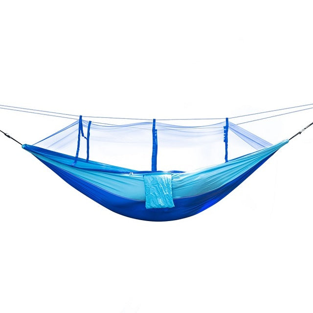 High Strength Fabric Camping Hammock, Mosquito Net