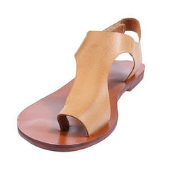 Women's Casual Ankle Strap Roman Flat Sandals
