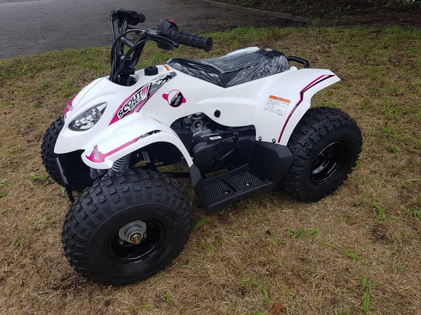 SMC SCOUT 90CC 2021 QUAD BIKE