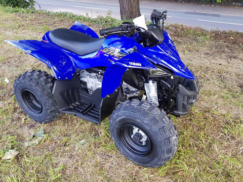 2021 Yamaha Yfz50 Racing Blue