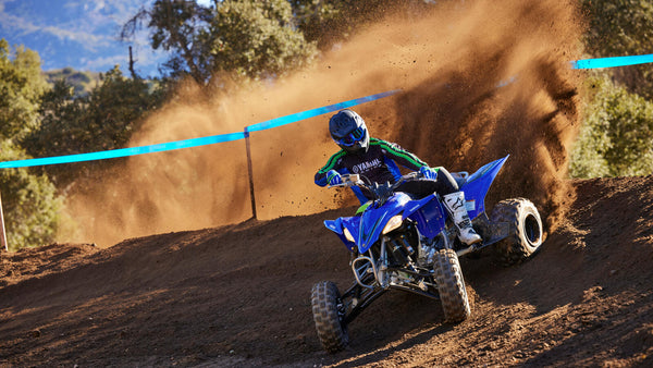 2021 Yamaha YFZ 450R  Racing Blue