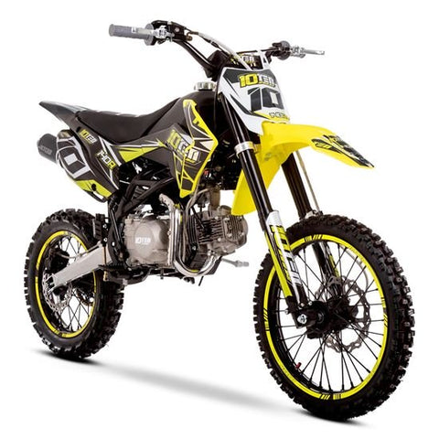 10Ten 140R 140cc 17/14 Dirt Bike