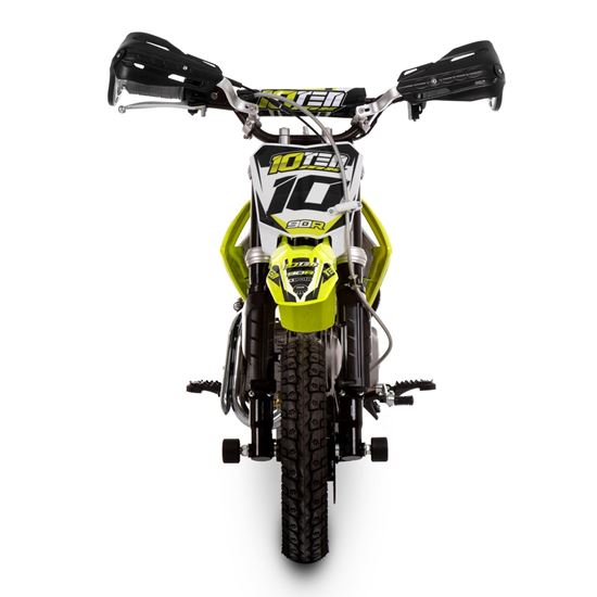 10Ten 90R 90cc Kids Mini Supermoto Bike
