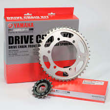 Genuine Yamaha YFM700R Chain & Sprocket Kit