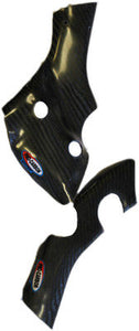 PRO-CARBON LOWER FRAME GUARDS FOR RAPTOR 700