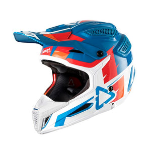 LEATT GPX 5.5 V10 BLUE/WHITE