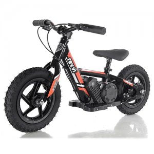 "REVVI MINI 12"" KIDS ELECTRIC BALANCE BIKE 2019"