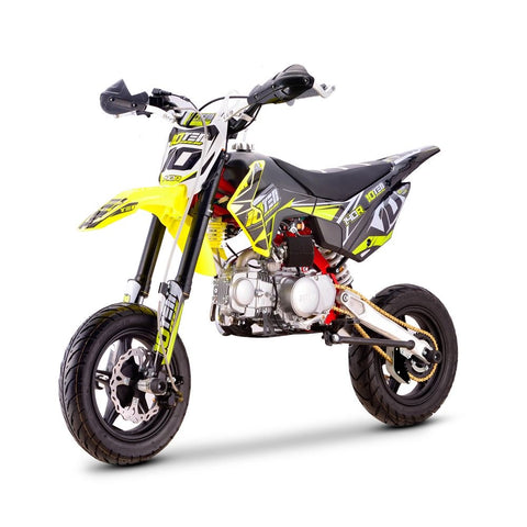 10Ten 140R 140cc Supermoto Bike