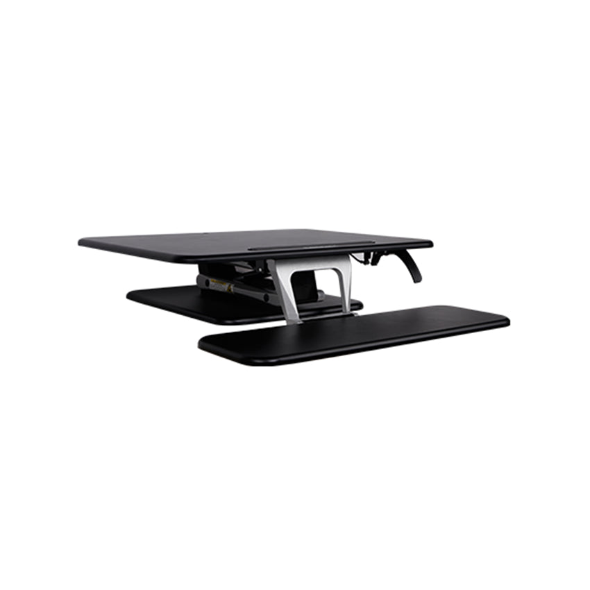 Pneumatic Height Adjustable Desk Riser