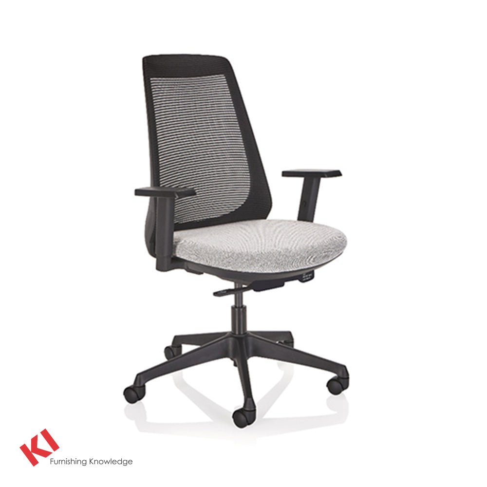 KI Oath Task Chair with Adjustable Arms