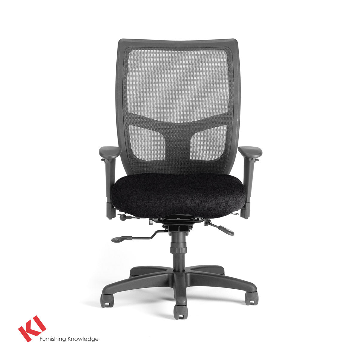 KI Impress Ultra Mid Back Task Chair Black